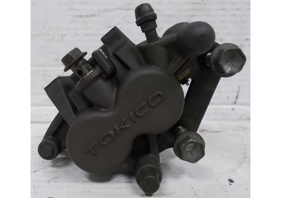Remklauw rechts voor (1) inclusief remblokken GSX 750 F