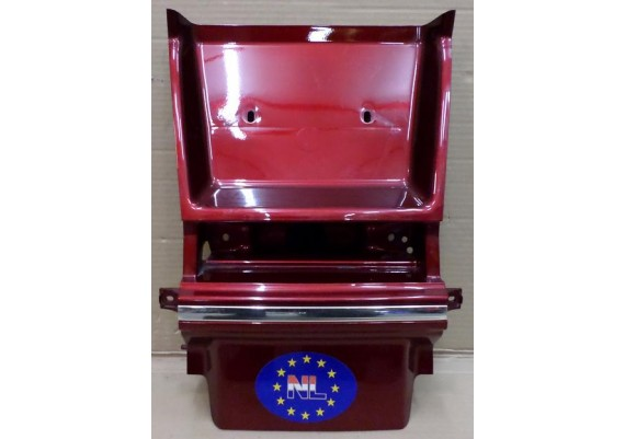 Achterspatbord bordeaux-rood 80100-MN5-0000 GL 1500