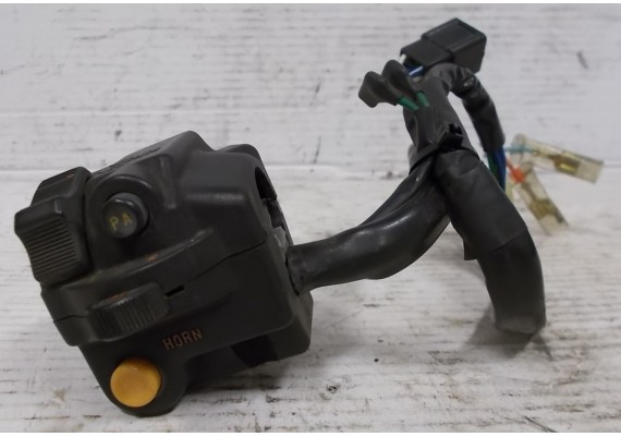 Stuurhelftschakelaar links (1) CBX 550