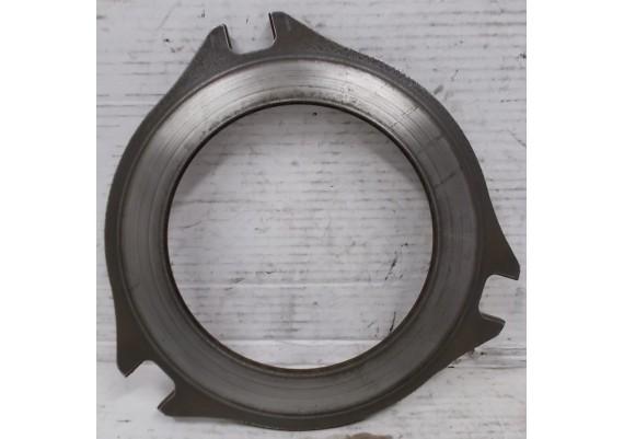 Remschijf achter (1) 10,6 mm. CBX 550 F2