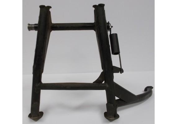 Middenbok (1) inclusief as en veer ST 1100 P.E.