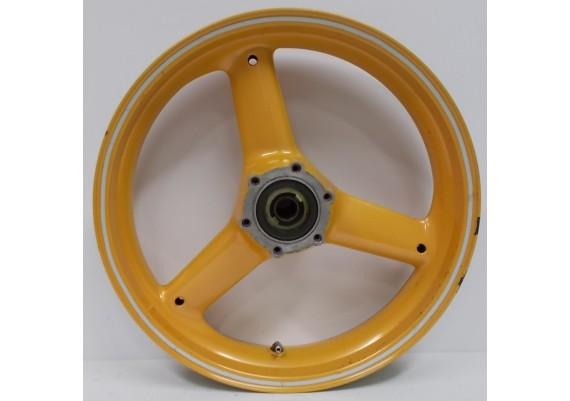 Voorvelg geel (1) J17 x MT3.50 T 595 Daytona