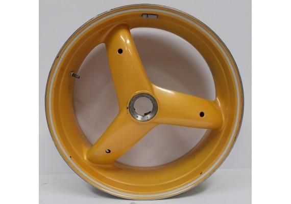 Achtervelg geel (1) J17 x MT6.00 T 595 Daytona