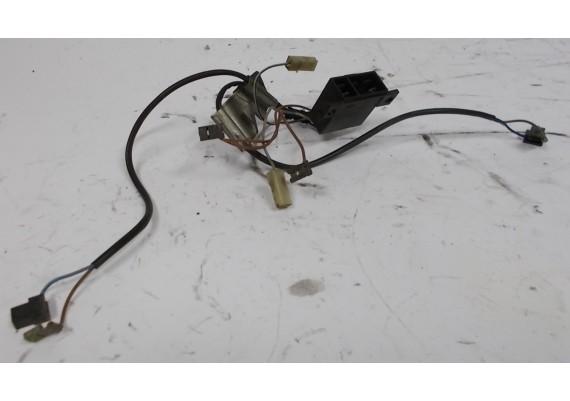 Kabel verlichting achter 1 458 130 K 75 RT