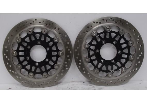 Remschijven voor (set 1) 3,7 mm. ST 955 i