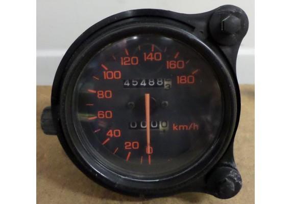 Kilometerteller / snelheidsmeter (45488 km.) VFR 400 NC24