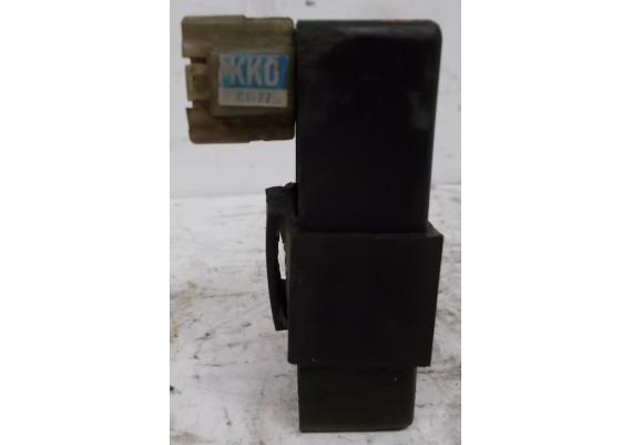 CDI-unit (2) KKO C1-77 inclusief rubber XR 600 R