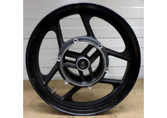 Voorvelg zwart J16 x MT2.50 GPX 750 R