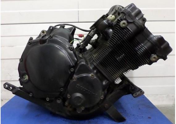 Motorblok (excl. dynamo en startmotor) 50608 km. GSX 600 F