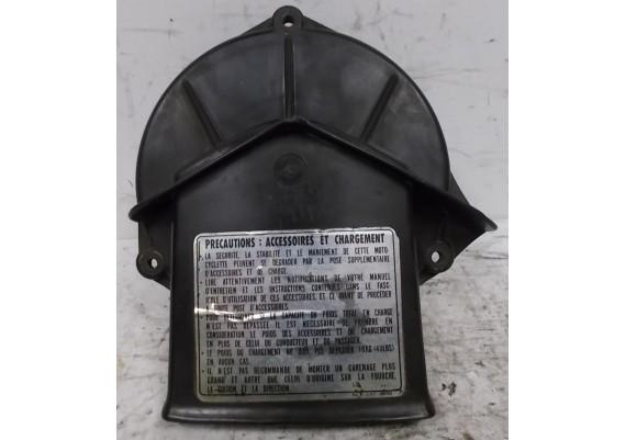 Luchtfilterhuisdeksel (1) 17217-447 CB 450 SC