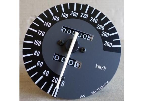 Kilometerteller / snelheidsmeter ( 0,7 km.) YZF 600