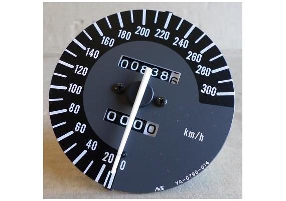 Kilometerteller / snelheidsmeter ( 838 km. ) YZF 600
