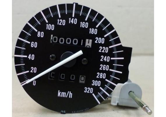 Kilometerteller / snelheidsmeter ( 1,2 km. ) ZZR 1100