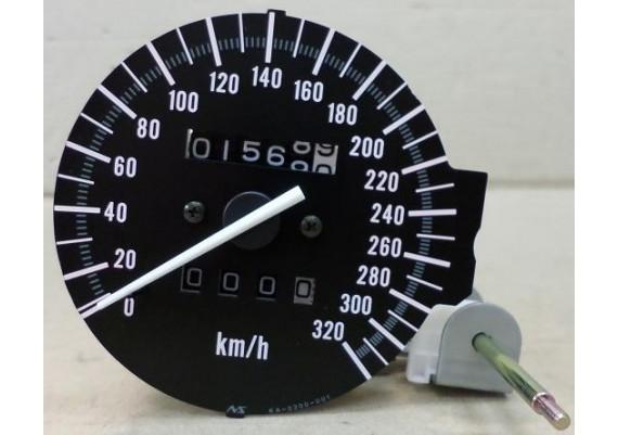 Kilometerteller / snelheidsmeter ( 1569 km. ) ZZR 1100