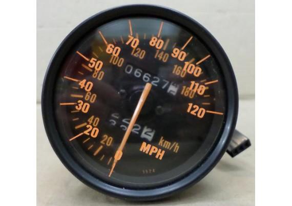 Kilometerteller / snelheidsmeter ( 6627 km. ) ZX-7R