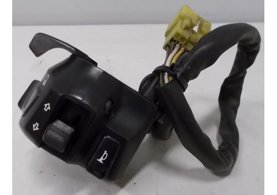 Stuurhelftschakelaar links (1) inclusief chokehevel GSF 1200 Bandit