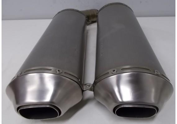 Demperset (1) origineel e3 ZDM-B52 574.1.096.2C + ZDM-A52 573.1.099.2C Ducati 848