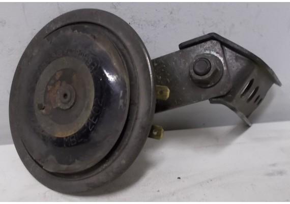 Claxon (1) op beugel CBR 600 F2