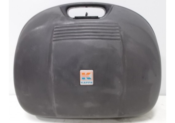 Koffer / topkoffer KAPPA (1) inclusief 1 sleutel KLE 500