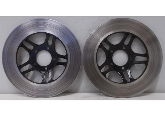 Remschijven voor (set 1) 5 mm. CB 750 KZ