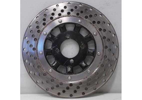 Remschijf achter origineel (1) 6,7 mm. Z 1000 / KZ 1000