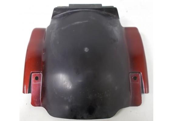 Binnenspatbord zwart/bordeaux-rood (1) XV 535