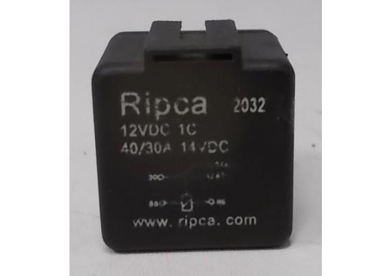 Relais 5-pins zwart RIPCA 2032 Speed Triple 1050