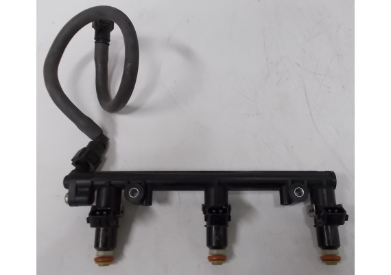 Injectorbalk (1) inclusief injectoren Speed Triple 1050