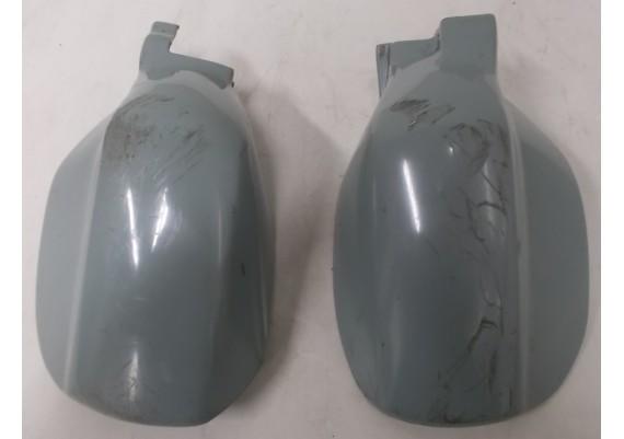 Handkappenset origineel groen (1) 59441-1100 L + 59441-1101 R KLE 500