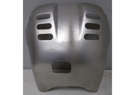 Carterplaat aluminium origineel (1) KLE 500