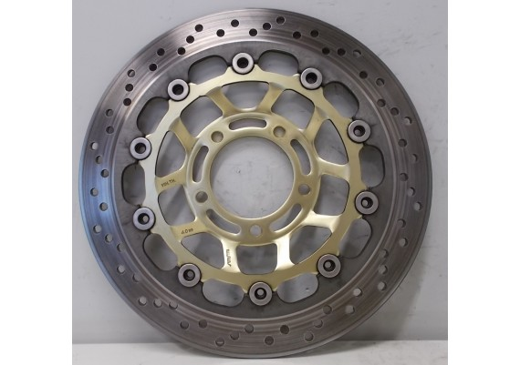 Remschijf links voor (1) 4,1 mm. Speed Triple 1050