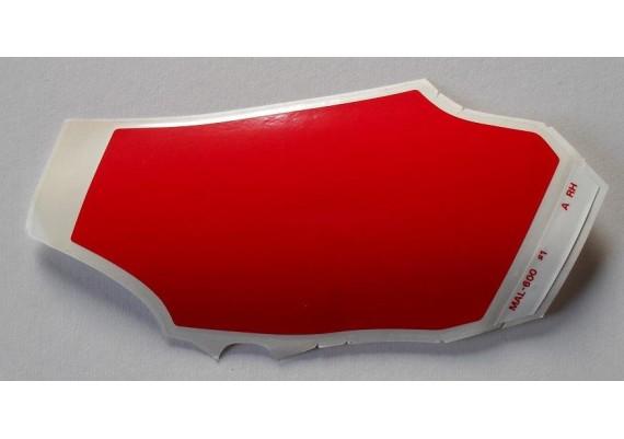Sticker MAL-600 CBR 600 F3