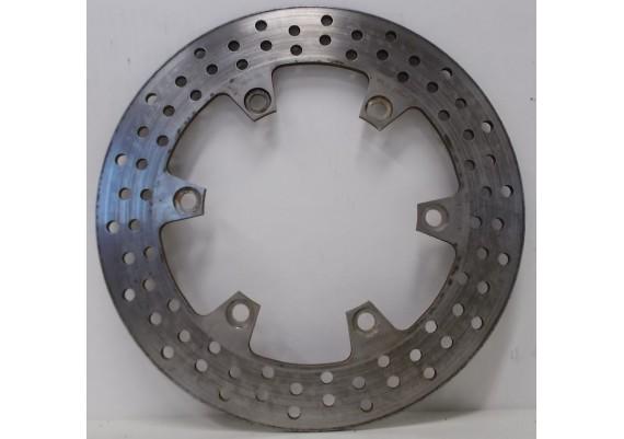 Remschijf achter (1) 4,8 mm. GPZ 1000 RX