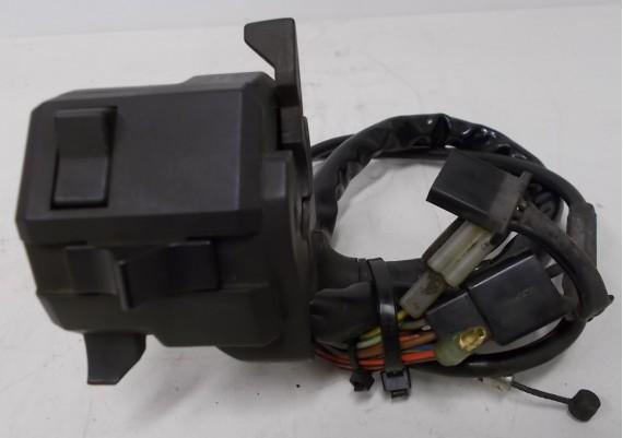 Stuurhelftschakelaar links (1) inclusief chokehevel en kabel GPZ 1000 RX