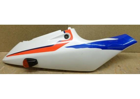 Achterkant/kont rechts wit/blauw/oranje 47111-33E0 GSXR750 SRAD