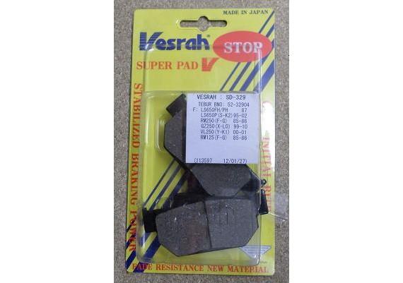 Remblokken Vesrah SD-329