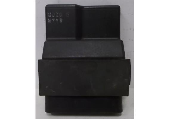CDI-unit MBZ6 (1) inclusief rubber CB 600 Hornet