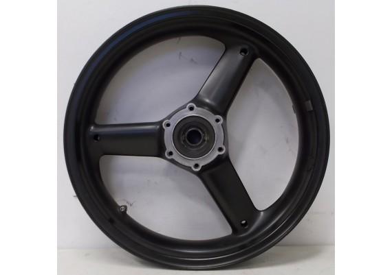 Voorvelg zwart (1) 17 x MT3.50 Speed Triple T509