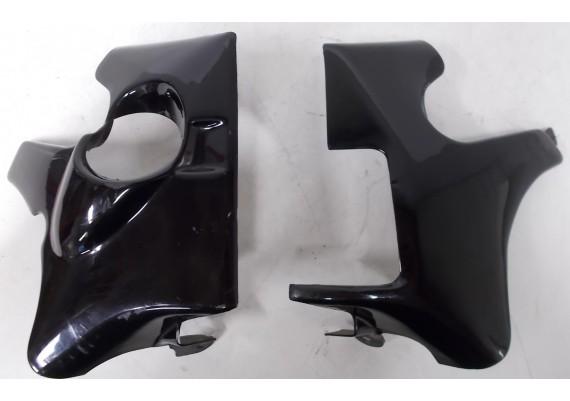Balhoofdkappen zwart (set 1) VT 700 C
