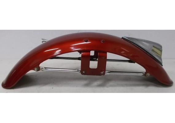 Voorspatbord rood kleurcode RC147 (1) inclusief verlichting VT 700 C
