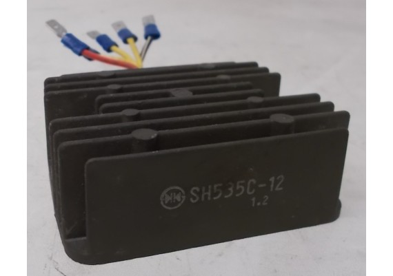 Spanningsregelaar (1) SH535C-12 GSX 750 EF/ES