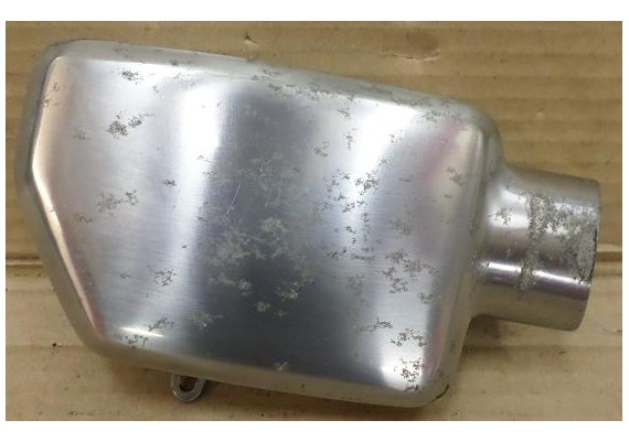 Radiateurkap rechts alu (3) MB4-R VF 1100 C 83/86