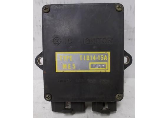 CDI-unit (1) TID14-15A ME5 CBX 650 E / CB 650 SC