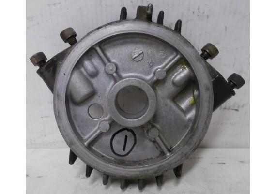 Passtuk / aansluitstuk oliekoeler (1) CBX 650 E