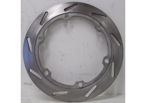 Remschijf links voor (1) 5,15 mm. GL 1500 J