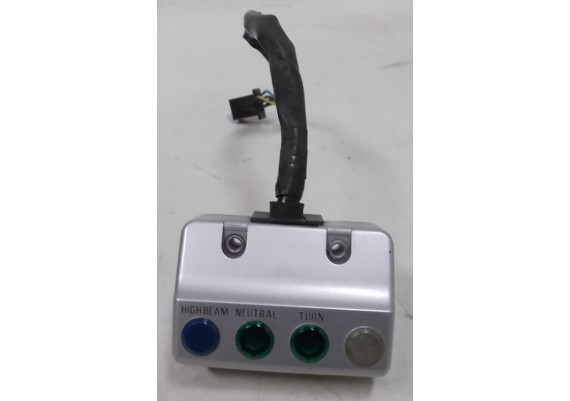 Controlelamp-unit (2) XV 535
