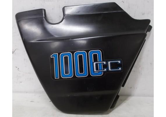 """Zijkap links zwart """"1000 cc"""" (1) 1 232 494 60 079 R 100 RT / R 100 RS"""