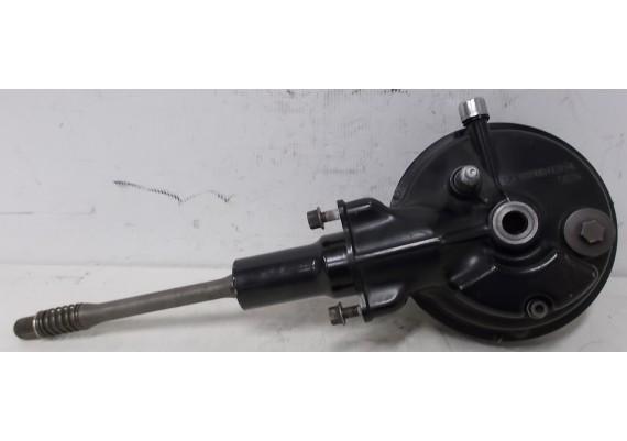 Cardanklok zwart (3) inclusief aandrijfas CB 650 SC N.H.