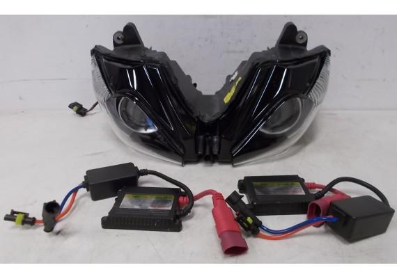 Koplamp (1) 2707600 voorzien van Xenon lampen links en rechts ! Daytona 675