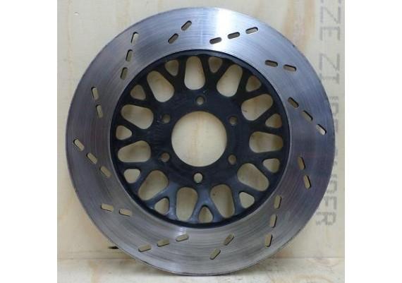 Remschijf links voor (2) 260 x 56 x 5 mm. GSX 750 EF/ES